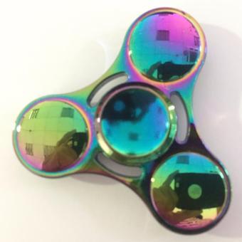 Con quay Fidget Spinner 3 cánh 7 màu cực đẹp