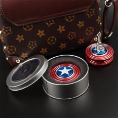 Con Quay Fidget Spinner Đội Trưởng Mỹ Captain America Cực Chất ( Có Hộp )