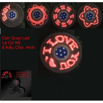 Con quay giảm stress Hand Spinner đèn led có thể thay pin (đen) - 8637431 , OE680TBAA3MP79VNAMZ-6449633 , 224_OE680TBAA3MP79VNAMZ-6449633 , 158000 , Con-quay-giam-stress-Hand-Spinner-den-led-co-the-thay-pin-den-224_OE680TBAA3MP79VNAMZ-6449633 , lazada.vn , Con quay giảm stress Hand Spinner đèn led có thể thay pin (