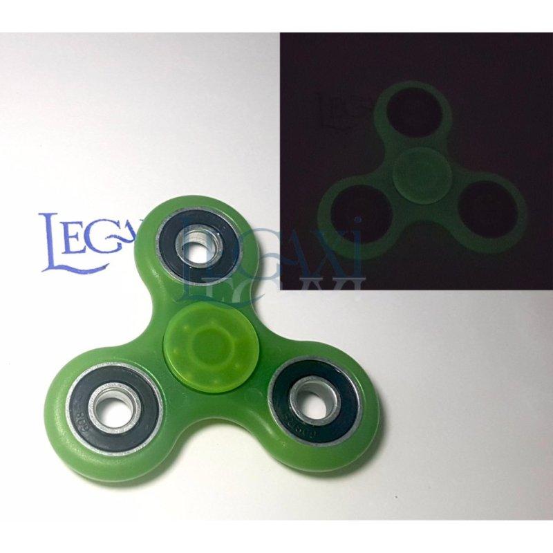 Con Quay Hand Fidget Spinner 3 cánh DẠ QUANG 60-120 giây Legaxi HSI1