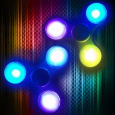 Con quay SPINER 3 cánh - 9 đèn LED 7 màu : Vòng bi inox