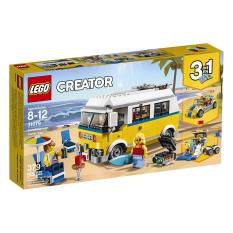 Xe Cắm Trại Bãi Biển LEGO CREATOR – 31079 (379 chi tiết)