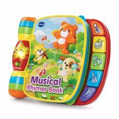 Cuốn sách âm nhạc VTech Musical Rhymes Book