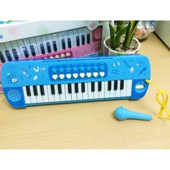 Đàn Organ điện tử có micro dành cho bé (Xanh) - 8646926 , OE680TBAA5IH53VNAMZ-10120679 , 224_OE680TBAA5IH53VNAMZ-10120679 , 300000 , Dan-Organ-dien-tu-co-micro-danh-cho-be-Xanh-224_OE680TBAA5IH53VNAMZ-10120679 , lazada.vn , Đàn Organ điện tử có micro dành cho bé (Xanh)