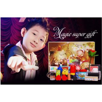 Giá Niêm Yết Đạo cụ ảo thuật: Bộ 20 trò ảo thuật phổ biến + kèm đĩa CD hướng dẫn