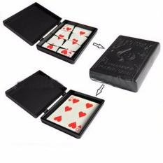 Đạo cụ ảo thuật: Trò xé quân bài cho vào hộp trở kỳ diệu trở thành nguyên vẹn