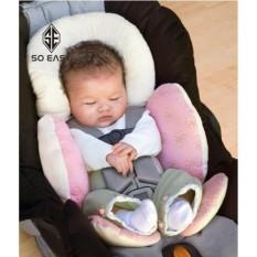 [HCM]Đệm Nệm Tấm lót đa năng êm ái cho bé trên xe đẩy Ghế xe hơi xe ô tô nôi bằng bông DLB