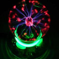 Đèn Plasma cảm ứng theo nhạc 3 inch Music Activated Plasma (Hình tròn)