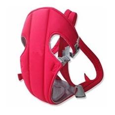 Địu em bé 4 tư thế Baby Carrier (Đỏ)