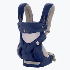 Địu em bé 360 Baby Carrier All Carry Positions: Cool Air Mesh