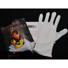 Đồ chơi ảo thuật Găng tay lửa + dvd hướng dẫn