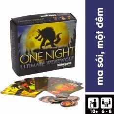 Đồ chơi bài Ma Sói One Night Việt hóa