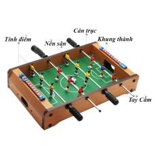 Đồ chơi bàn bi lắc gỗ