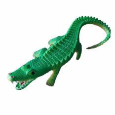 Đồ chơi cá sấu nhựa