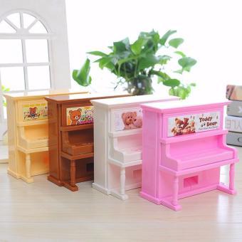 Đồ chơi đàn Piano mini có nhạc cho bé (Màu ngẫu nhiên)