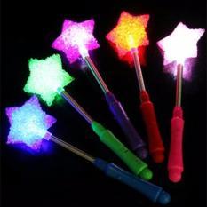 Đồ chơi đèn ngôi sao 5 cánh hạt đính