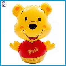 Đồ chơi lật đật bằng phao hình Gấu Pooh