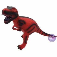 Đồ chơi mô hình khủng long bạo chúa Tyrannousaurus bằng nhựa mềm có nhạc
