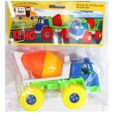 Đồ chơi mô hình xe trộn bê tông loại nhỏ X068