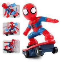 Đồ chơi Người nhện trượt ván Cực hay cho bé