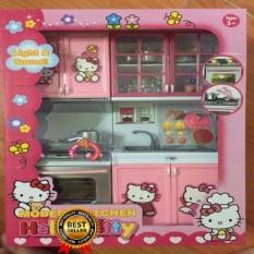 Đồ chơi nhà bếp – nấu ăn – Mèo ngộ nghĩnh