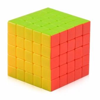 Đồ chơi phát triển trí tuệ Rubik biến thể 5x5 - Không viền - caocấp