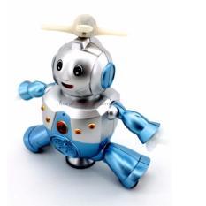 """Đồ chơi Robot """"thông minh"""" hát, nhảy, xoay 360 độ"""