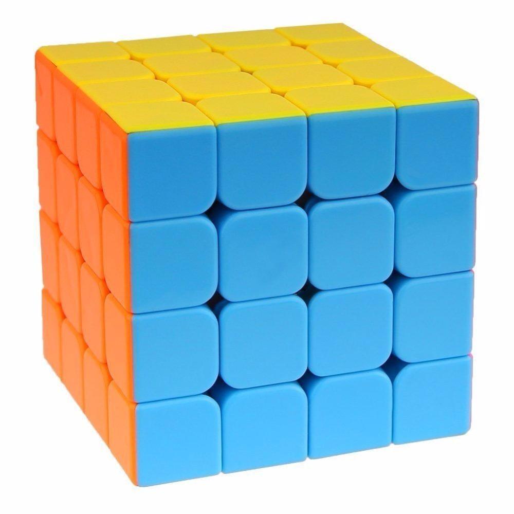 Đồ Chơi Rubik Cube - Rubik Ju Xing Toys 4x4x4 Loại Tốt Không Rít - Chirita (8834)