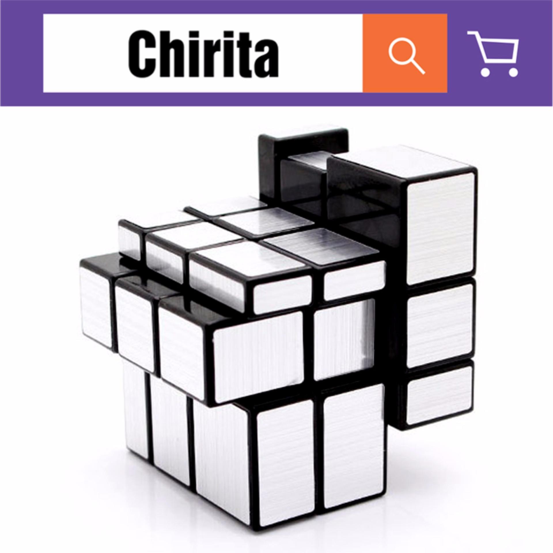Đồ Chơi Rubik Gương Tốc Độ – Rubik Mirror (Bạc)