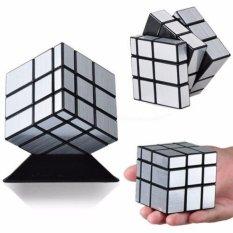 Đồ Chơi Rubik Mirror 3x3x3 Bạc