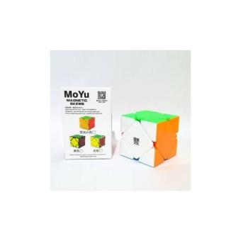 ĐỒ Chơi Rubik Moyu Magnetic Skewb Stickerless