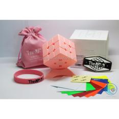 Đồ chơi Rubik QiYi Valk Pink 3x3x3 Limited Edition