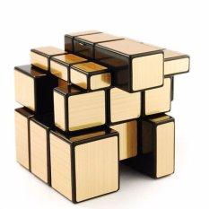 Đồ chơi Rubik Shengshou Bump Gold Vàng