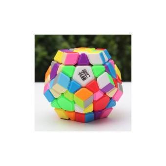 ĐỒ Chơi Rubik YJ Yuhu Megaminx Stickerless