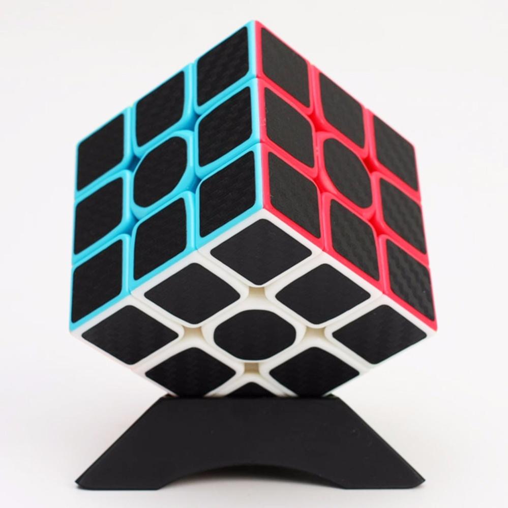Đồ chơi Rubik Z-Cube Cacbon 3x3x3 – Cao Cấp