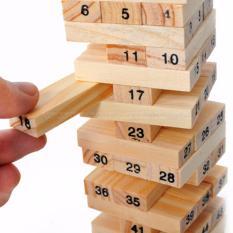 Đồ chơi rút gỗ thông minh giúp trẻ phát triển