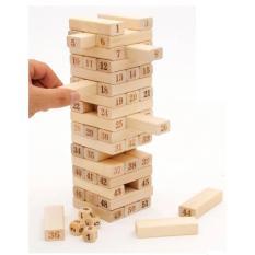 Đồ chơi rút gỗ thông minh Royal VD007