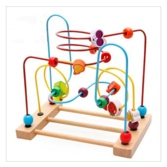 Đồ chơi sâu chuỗi gỗ thông minh cho bé - 10281676 , NO007TBAA5IPU5VNAMZ-10132710 , 224_NO007TBAA5IPU5VNAMZ-10132710 , 235000 , Do-choi-sau-chuoi-go-thong-minh-cho-be-224_NO007TBAA5IPU5VNAMZ-10132710 , lazada.vn , Đồ chơi sâu chuỗi gỗ thông minh cho bé