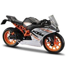 Đồ chơi xe mô hình mô tô tỉ lệ 1:18 KTM RC 390