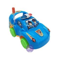 Đồ chơi xe ô tô cảnh sát mini chạy bằng dây cót – ĐỒ CHƠI CHỢ LỚN