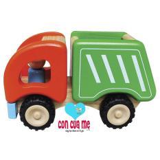 Đồ chơi xe rác Winwintoys 63292