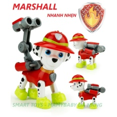 Đội chó cứu hộ Paw Patrol – Marshall Nhanh Nhẹn