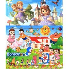 Doremon, Công chúa Sofia ghép hình gỗ Smart Toys