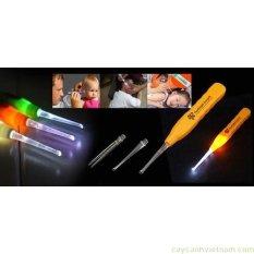 Dụng cụ lấy ráy tai có đèn pin