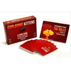 Exploding Kitten Mèo nổ đỏ cơ bản