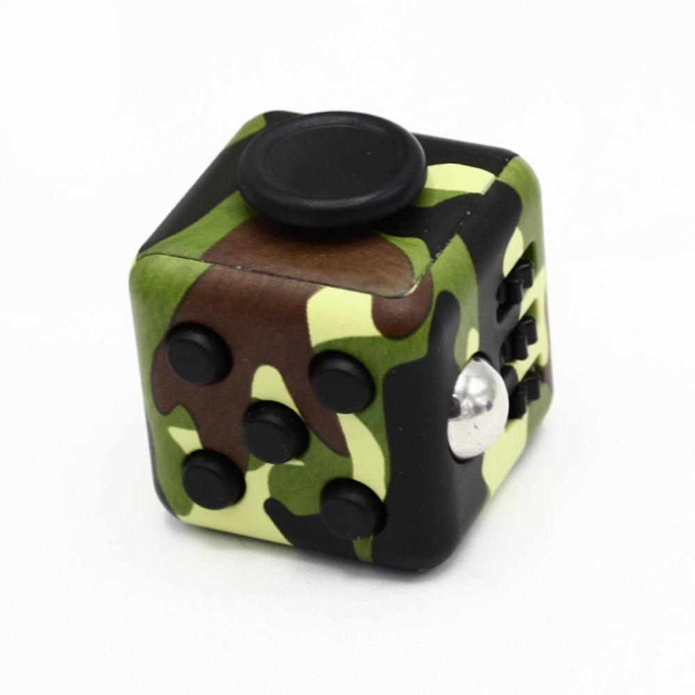 Fidget Cube – Khối lập phương giảm căng thẳng