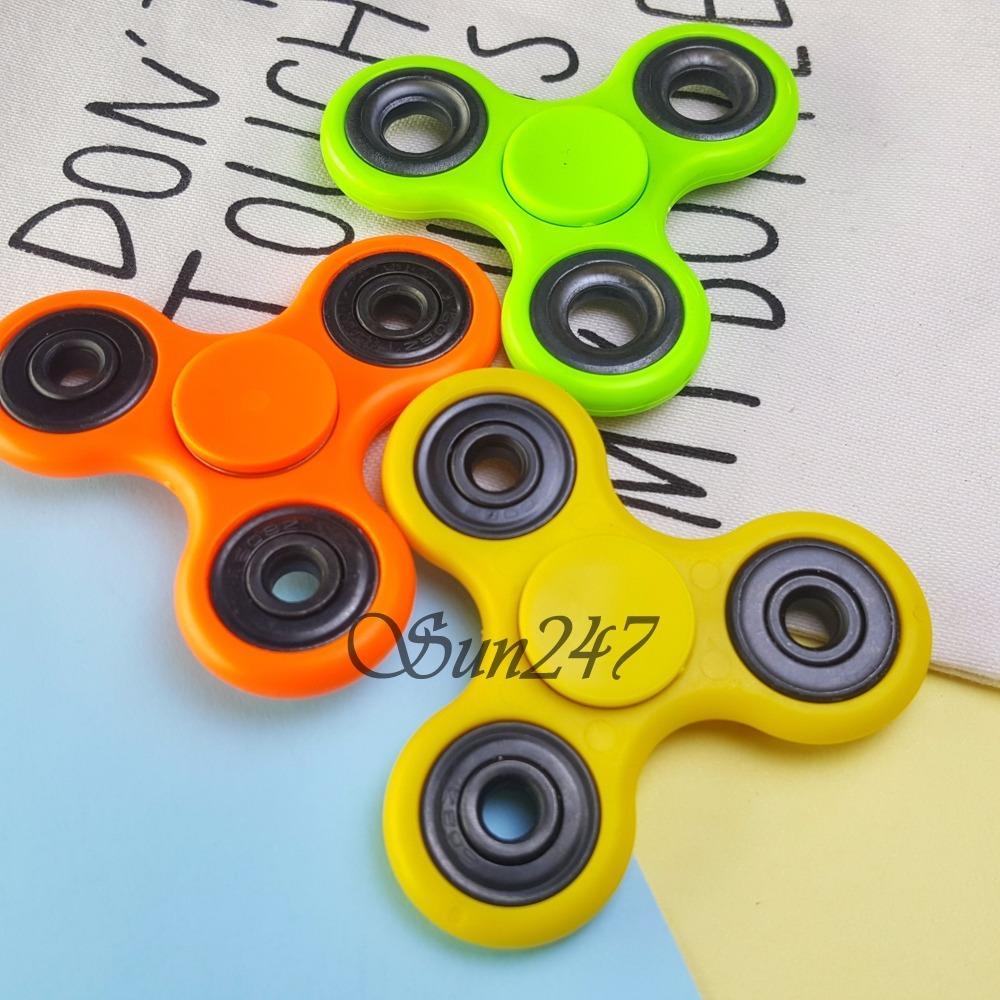 Fidget Spinner – Con quay Spinner 3 cánh – Hand spinner loại tốt