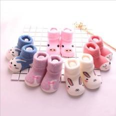 Bộ 5 đôi tất Cotton trẻ em Bé Trai và bé gái vớ cotton Đôi Tất cho trẻ em # T117-quốc tế
