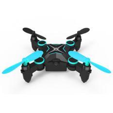 Có thể gấp gọn Mini Drone/Quadcopters với FPV Camera & Wifi Chuyên Nghiệp RC Bay Selfie Trực Thăng chế độ không đầu & Bộ Cao đồ chơi-quốc tế