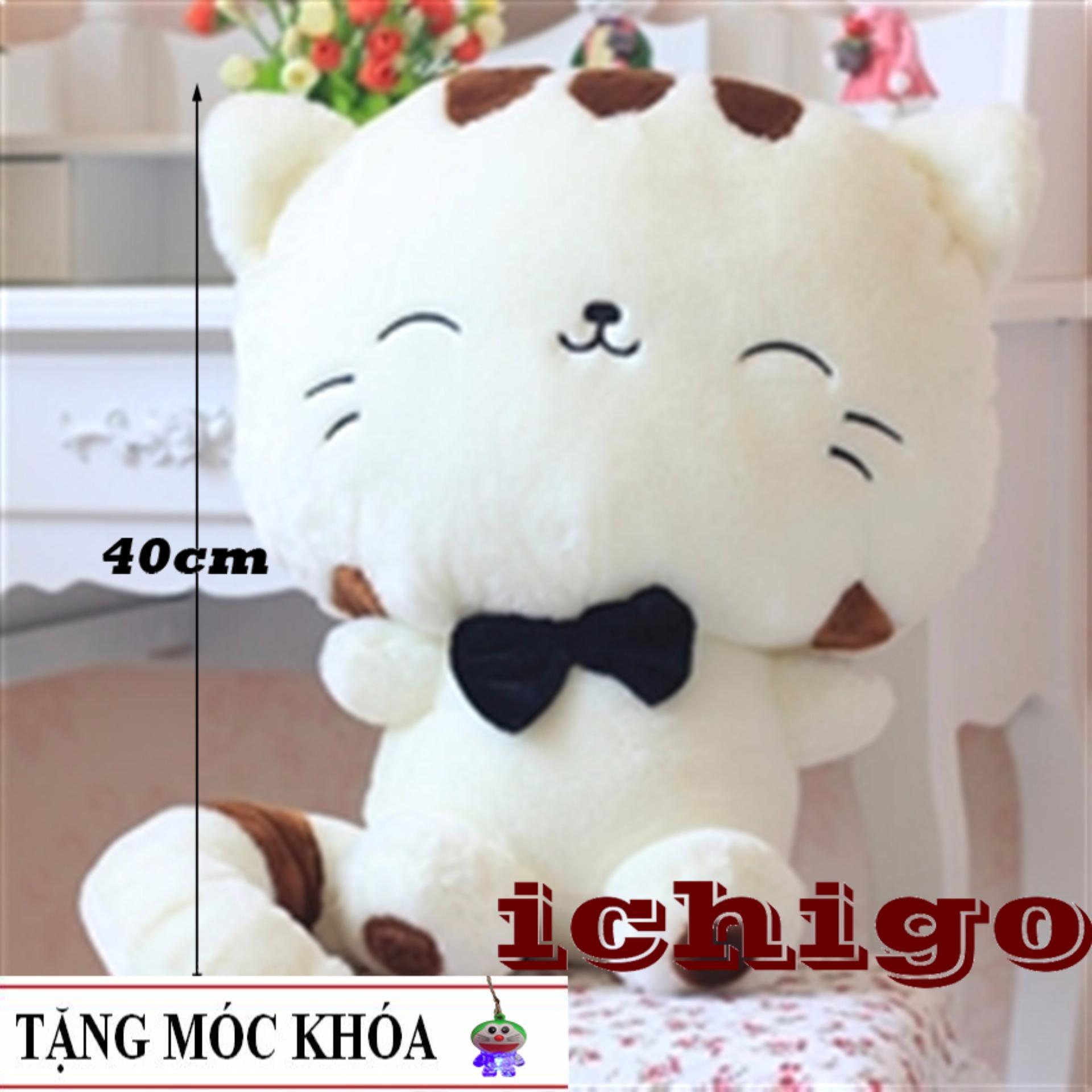 Gấu bông mèo MengMeng 40cm hàng VNXK
